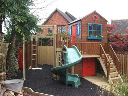 Play Area With Storage Shed Project Code Pc080480 Flickr