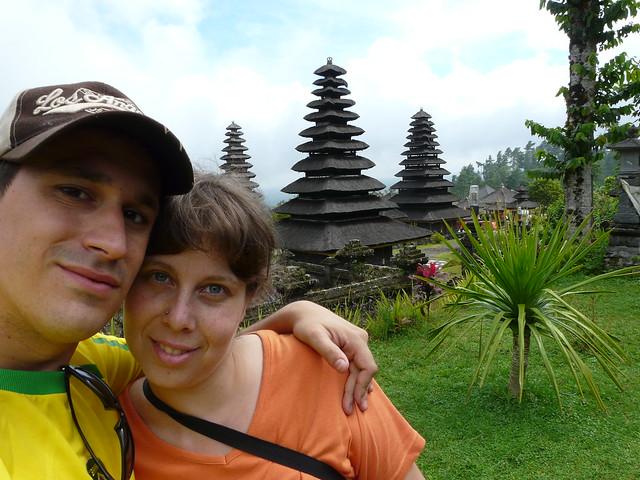 Rebeca y Sele en Bali (Indonesia)