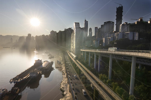 city in the morning | by wu.peng