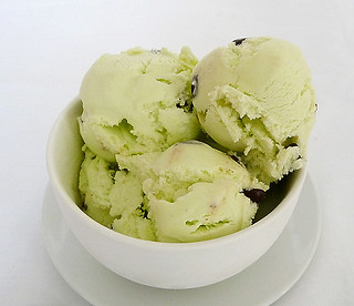 mint-chocolate-chip-ice-cream | by gordonramsaysubmissions