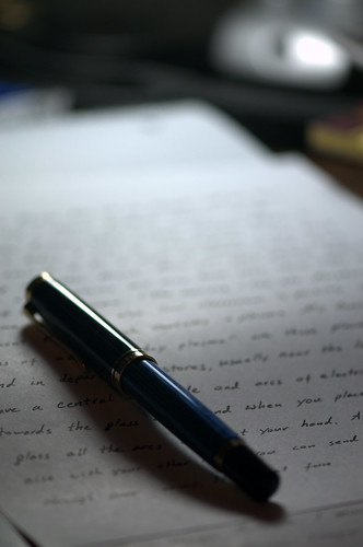 Writing | by J. Paxon Reyes