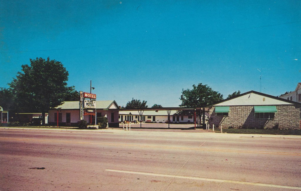 Plains Motel - Kimball, Nebraska