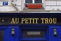 21 - 3 octobre 2010 Paris 17 rue du Croissant Enseigne Au … | Flickr