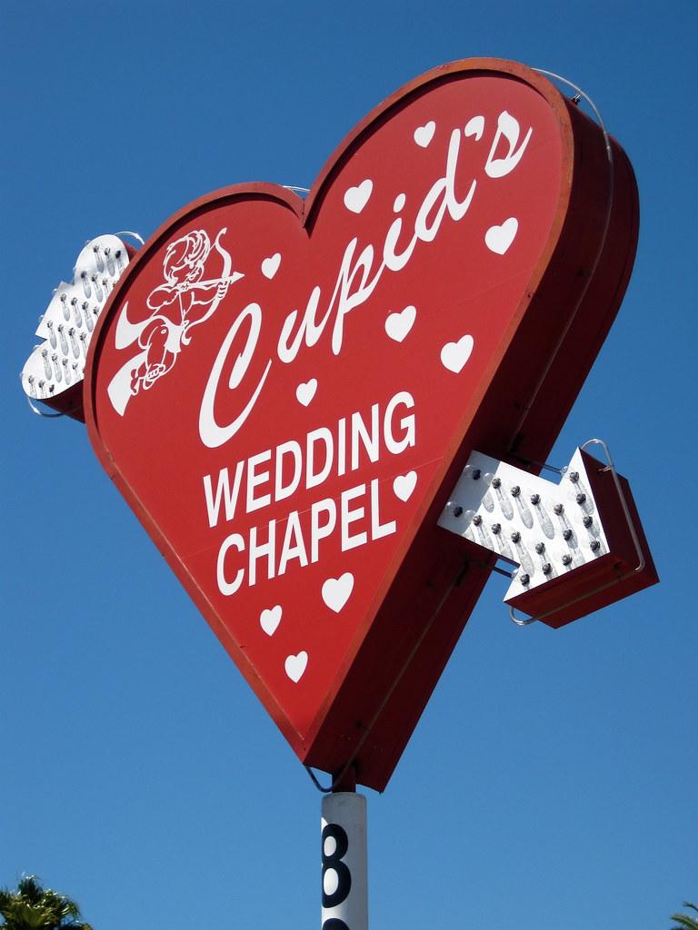 Cupids Wedding Chapel Las Vegas NV