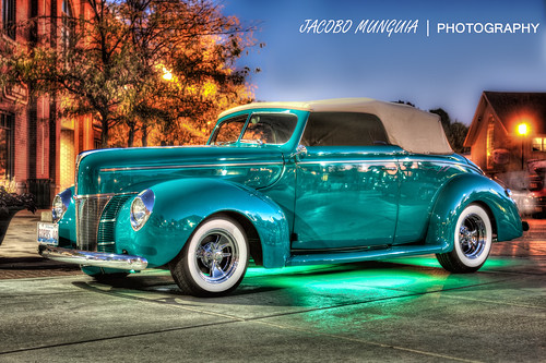 1940 Ford Deluxe HDR | by eclipse_supremo