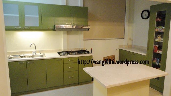 Kitchen Set Hijau Kitchen Set Hpl Wangi Furniture Flickr