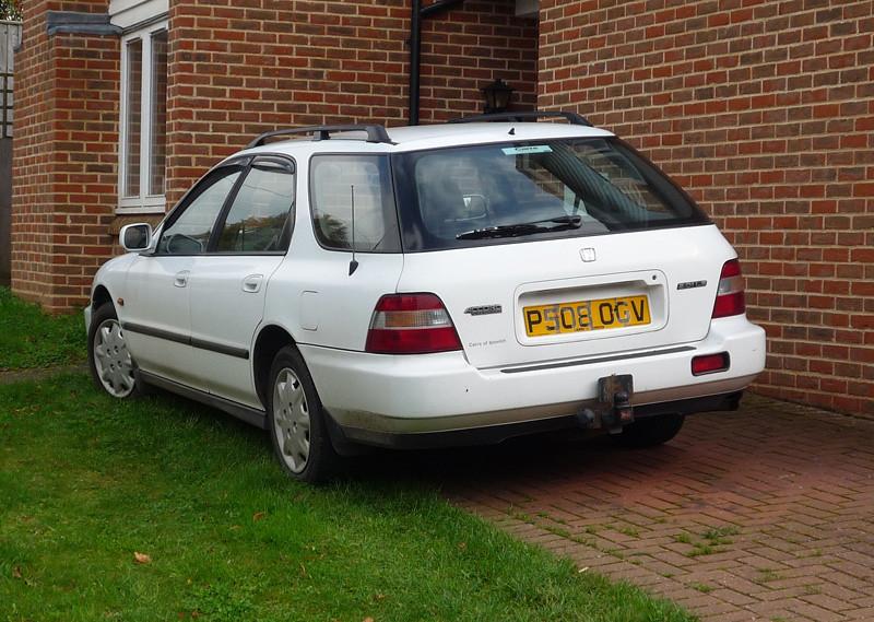 1996 Honda Accord Aerodeck 2.0 | Rather aftermarket ...