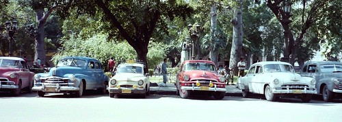 Cars in Havana | by Emiel van den Boomen