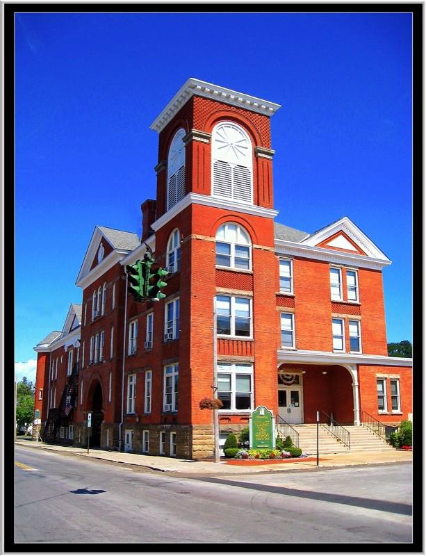 Fredonia NY ~ Fredonia Opera House & Old City Hall | Flickr