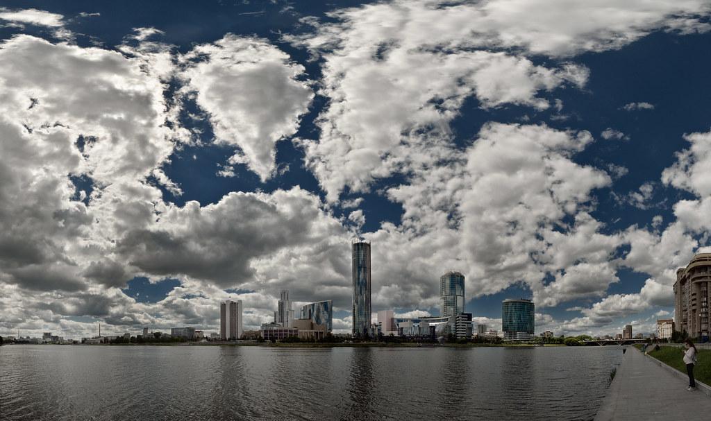 Екатеринбург. Плотинка. фотограф Челябинск