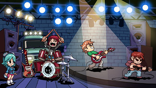 ScottPilgrimband | by PlayStation.Blog