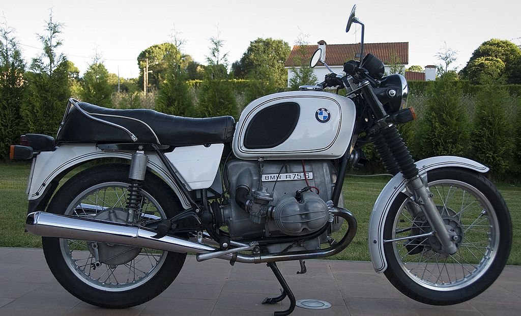 bmw r75 6 on the road again engine and transmission. Black Bedroom Furniture Sets. Home Design Ideas