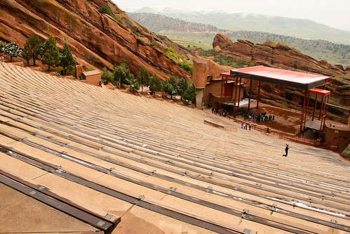 Red Rocks Ampitheatre | by Eva Rees