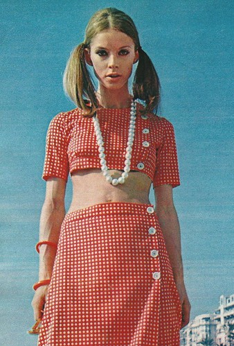 Pascal Model By Pascal French Elle March 1970 Classic Style Of Fashion Second Flickr
