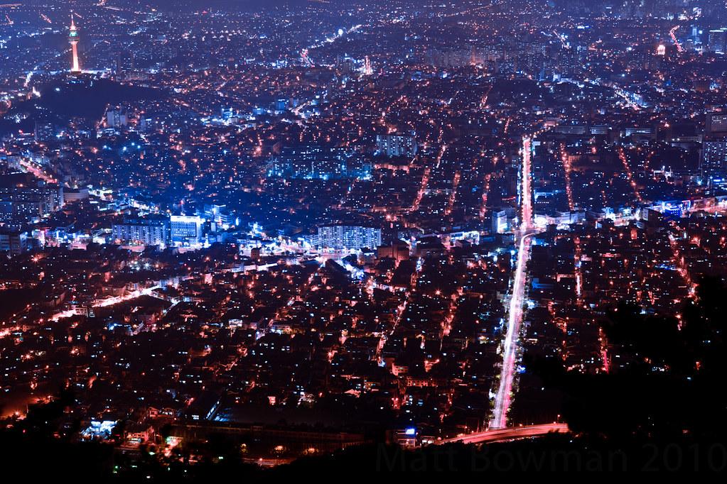 Daegu at night.   frozenpeas42   Flickr