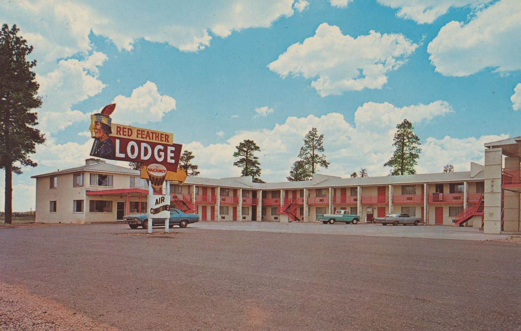 Red Feather Lodge - Grand Canyon, Arizona