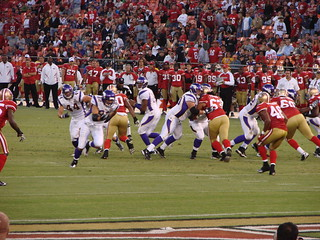 Minnesota Vikings vs. San Francisco 49ers | by jjandames