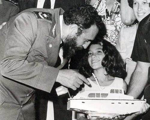 Castro Yacht Yacht Model Fidel Castro