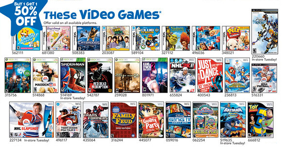 Toys R Us Games : Toys r us to video game deals gaming bits