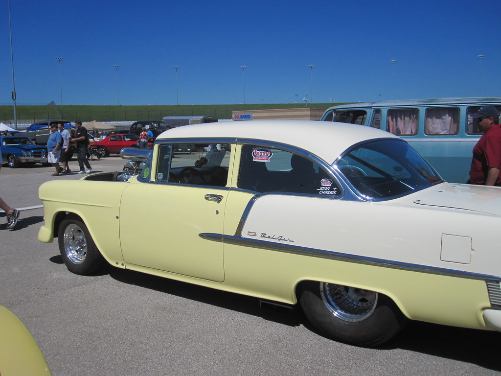 Good Guys Auto Show Our Very Own Bel Air For Sale - Good guys classic cars for sale