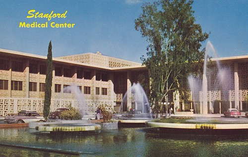 Stanford Medical Center 1959 - TO BE DEMOLISHED | by hmdavid
