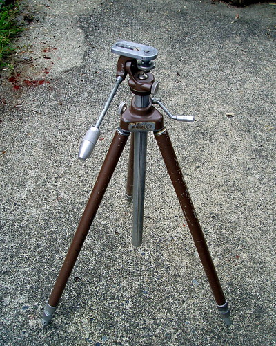 Vintage Quick-Set Tripod | by KurtClark