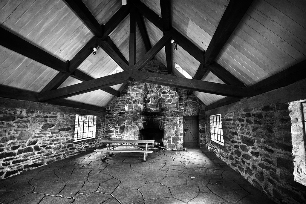 Vista House Inside | Atop Mt. Spokane. | Jibby! | Flickr