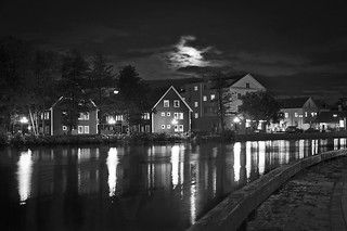 Eskilstuna by night | by Pierre Pocs