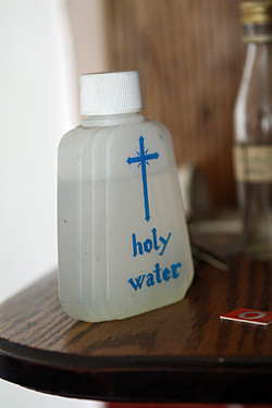 holy water | by David Lebovitz