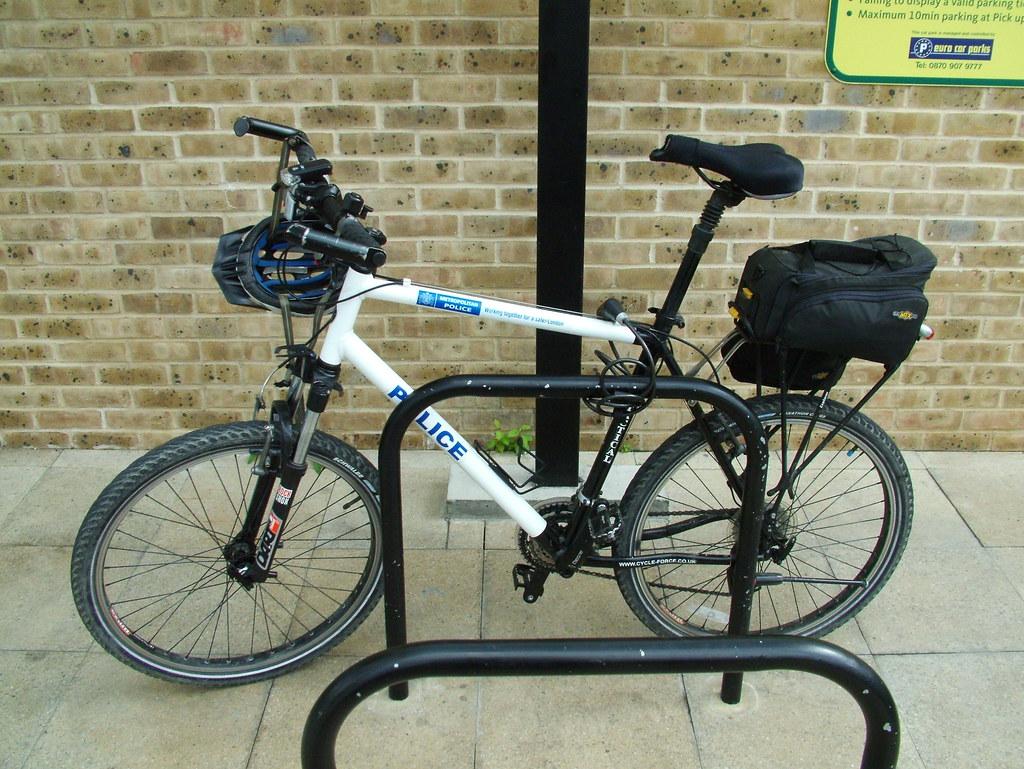 Met Police Bicycle Metropolitan Police Cycle Force Uk