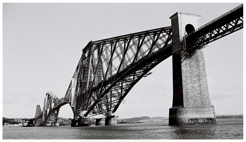 Firth of Forth Rail Bridge | by Michaelallangrant
