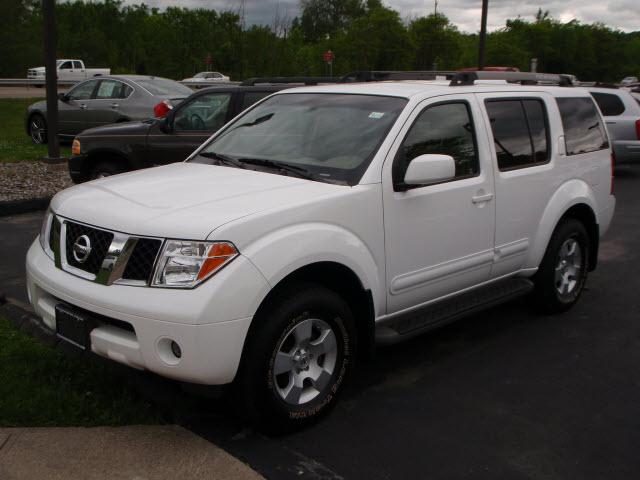 2007 Nissan Pathfinder Used Nissan Pathfinder For Sale