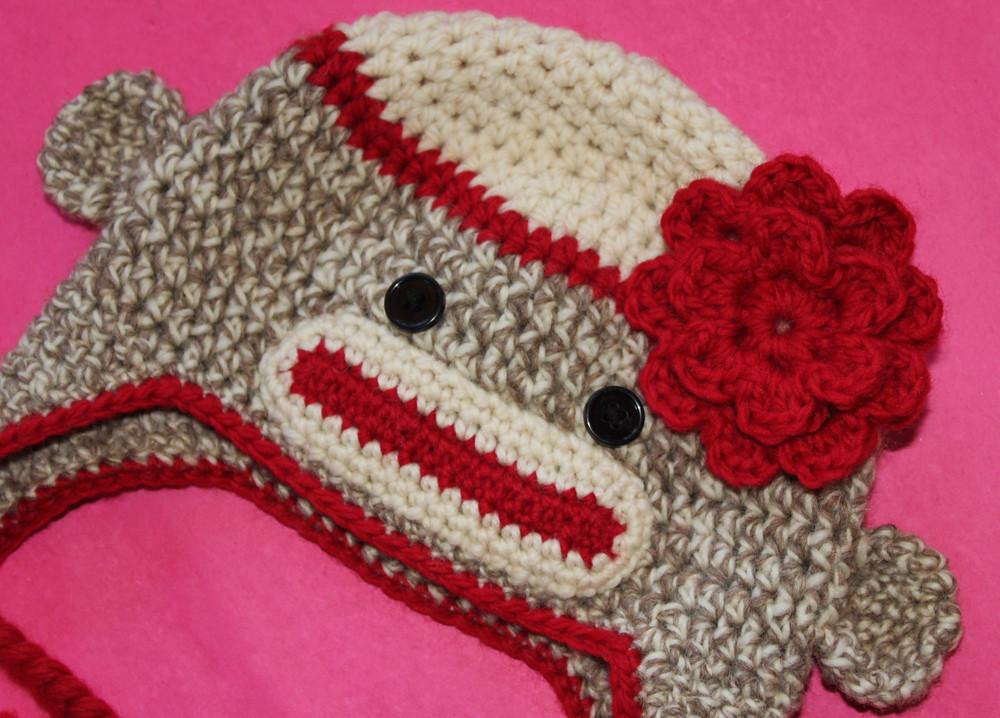 Free Crochet pattern for the Flower on Ravelry Heres ...