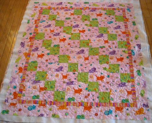 quilting finished | by vickivictoria