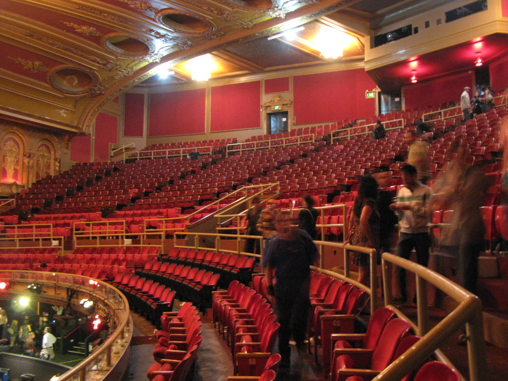 The Warfield Theatre San Francisco Slowpoke Taiwan Flickr