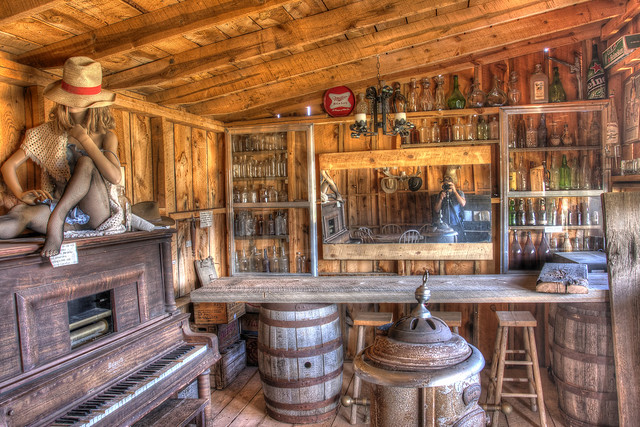 Saloon in Four Mile Old West Town | Flickr - Photo Sharing!