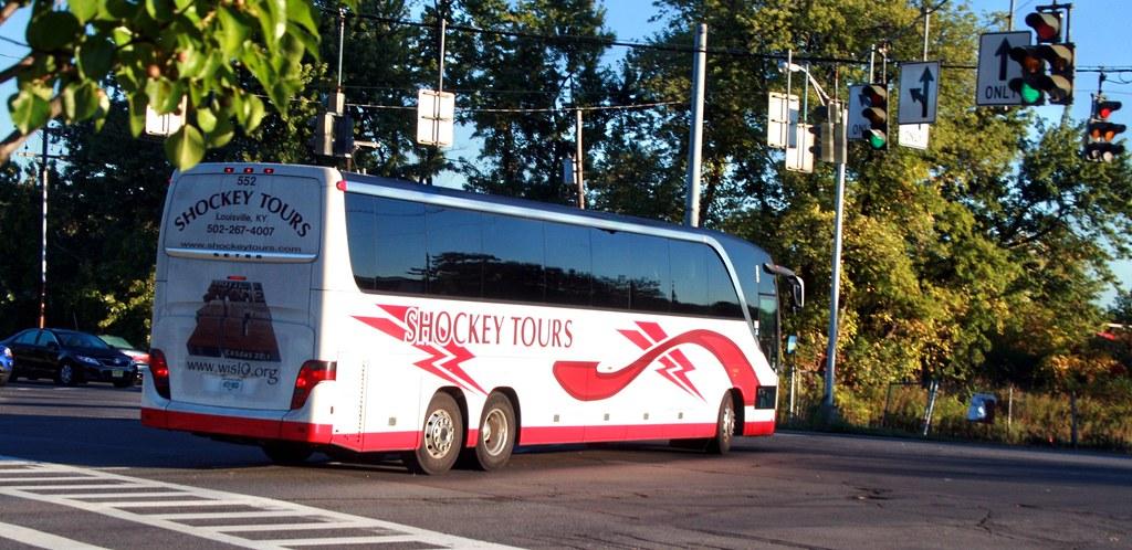 shockey bus tours