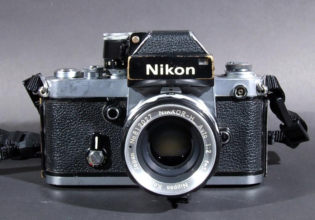 Nikon F2 | BODY Manufactured by Nippon Kogaku K  K , Japan