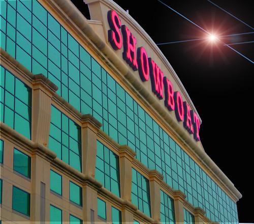 Showboat casino atlantic city parking