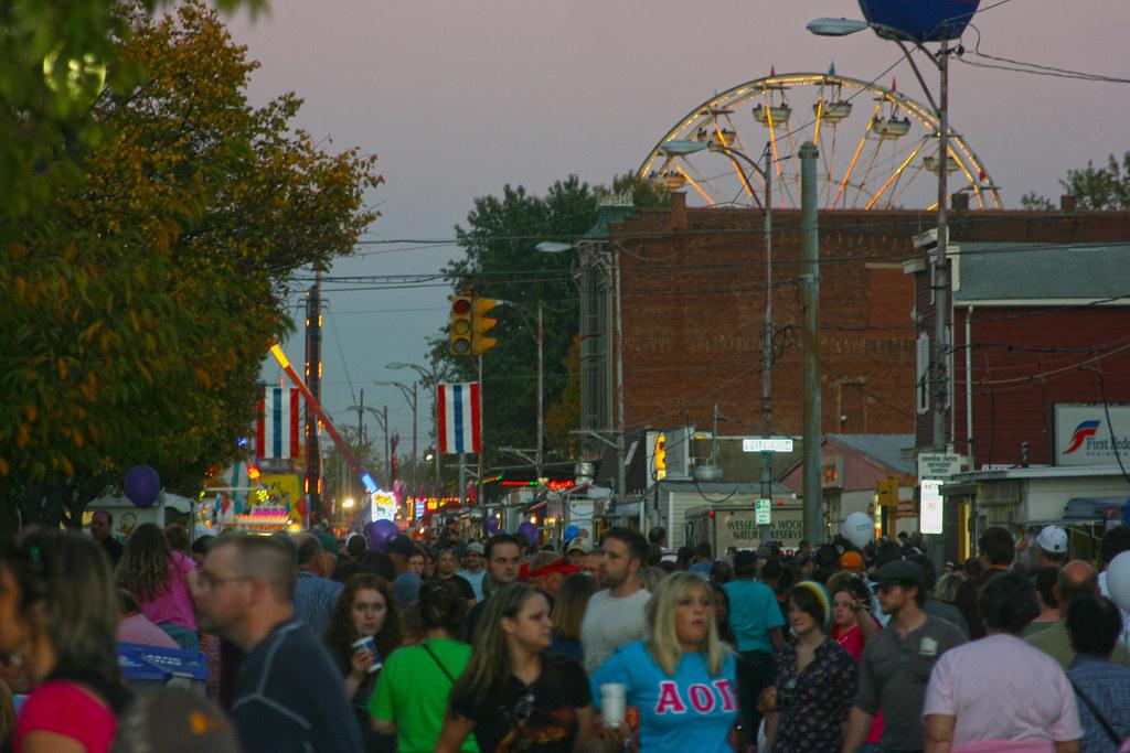Fall Festival West Side Nut Club Fall Festival 2010