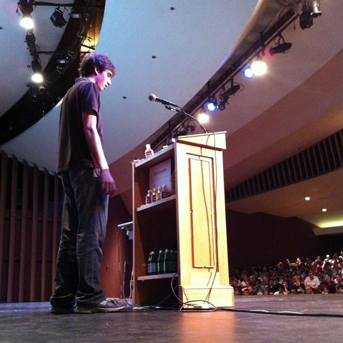 Quora founder @adamdangelo talks about scaling at #sus2010 | by Robert Scoble
