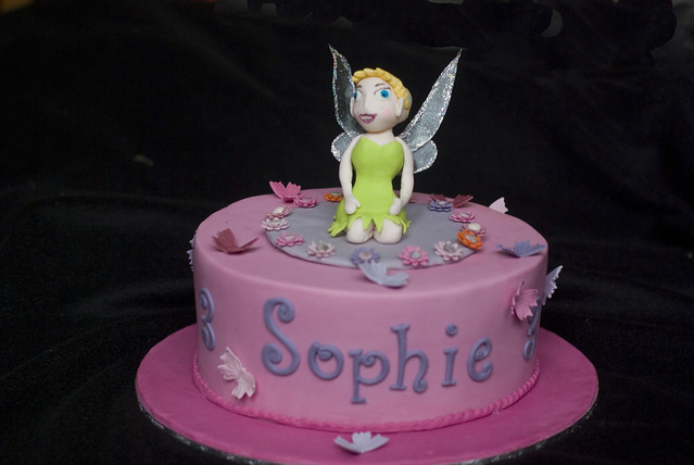 Tinkerbell Cake Design Philippines