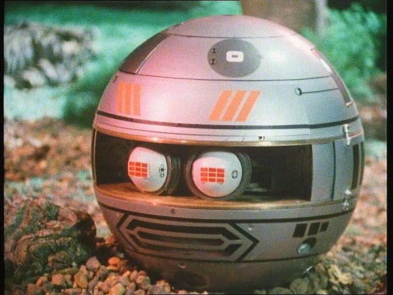 Serjeant Major Zero from Terrahawks, voiced by Windsor Davies