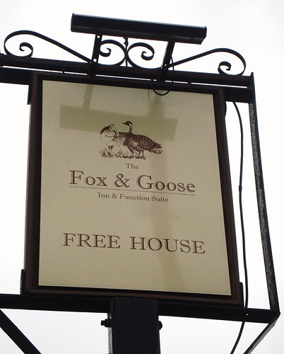 Fox And Goose Private Room