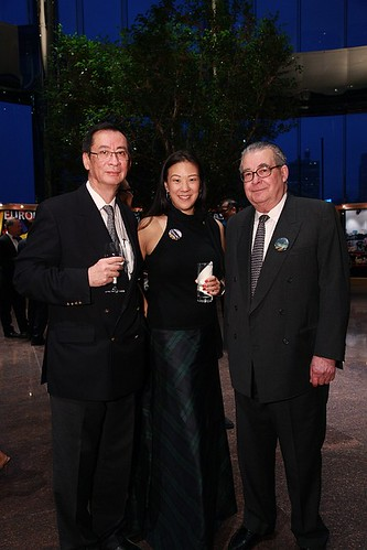 Richard Willis, Anneliese O'Young and Felix Beiger | by KSA Asia