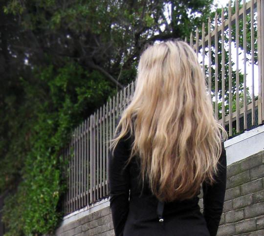 long blonde wavy hair   www.lovemaegan.com   Maegan ...