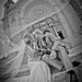 On the steps of the St. Paul Cathedral - by Matt