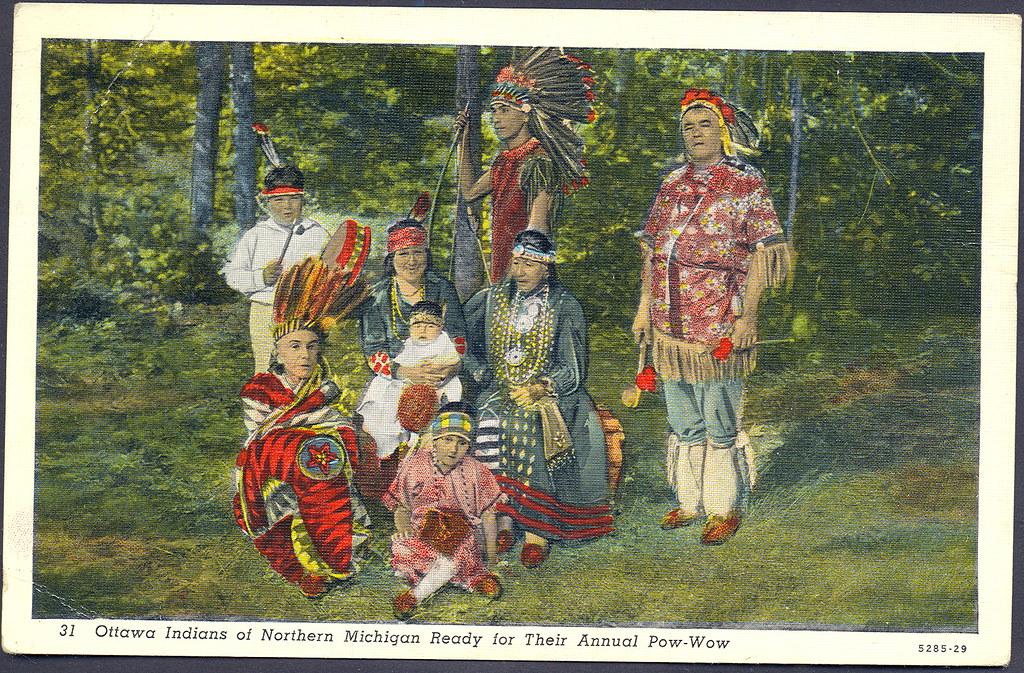 Ottawa Tribe Michigan Ottawa Tribe Michigan in