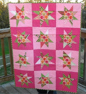 star charity quilt | by vickivictoria
