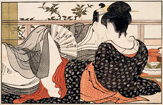 Japanese erotic works and the world of Kitagaw Utamaro | Flickr